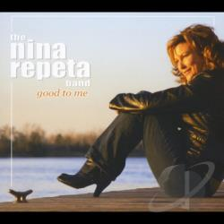 Nina Repeta Band - Good To Me CD Cover Art