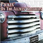 Allman Brothers Band - Pickin' on the Allman Brothers CD Cover Art