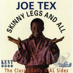 Tex, Joe - Skinny Legs & All CD Cover Art