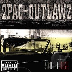 Outlawz / Tupac - Still I Rise CD Cover Art