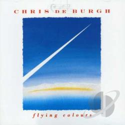 De Burgh, Chris - Flying Colours CD Cover Art