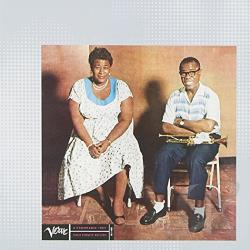 Armstrong, Louis / Fitzgerald, Ella - Ella and Louis CD Cover Art