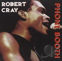 Cray, Robert - Heritage of the Blues: Phone Booth CD Cover Art