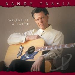 Travis, Randy - Worship & Faith CD Cover Art