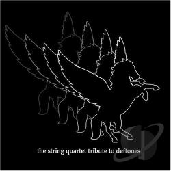 String Quartet Tribute to Deftones CD Cover Art