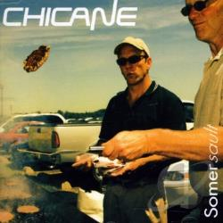 Chicane - Somersault CD Cover Art