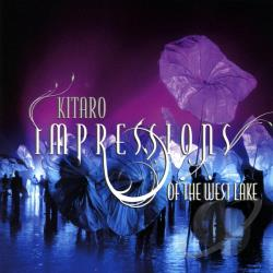 Kitaro - Impressions of the West Lake CD Cover Art