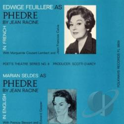 Phedre: By Jean Racine CD Cover Art