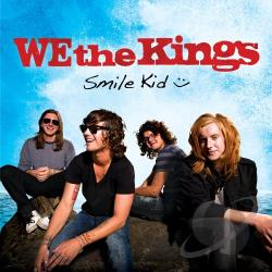 We The Kings - Smile Kid CD Cover Art