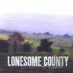 Lonesome County CD Cover Art