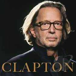 Clapton, Eric - Clapton LP Cover Art