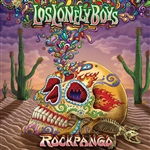 Los Lonely Boys - Rockpango CD Cover Art