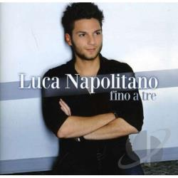 Napolitano, Luca - Fino A TR CD Cover Art