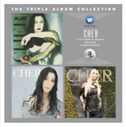 Cher - Triple Album Collection CD Cover Art