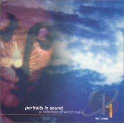 Portraits in Sound, Vol. 1: A Collection of World Music CD Cover Art