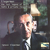 Tiegerman, I - Tiegermann: The Lost Legend Of Cairo CD Cover Art