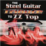 Steel Guitar Tribute to ZZ Top CD Cover Art