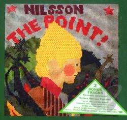 Nilsson, Harry - Point! CD Cover Art