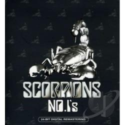 Scorpions - No. 1's CD Cover Art