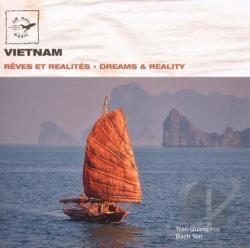 Tran Quang & Bach Yen Cithare Et Chansons Populaires Du Vietnam