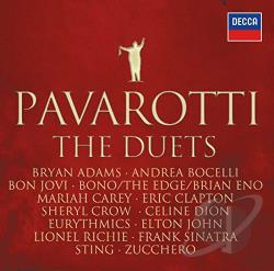 Pavarotti, Luciano - Duets CD Cover Art