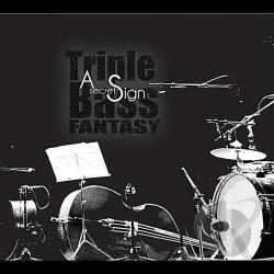 Triple Bass Fantasy - Secret Sign CD Cover Art