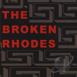 Broken Rhodes - Restless EP CD Cover Art