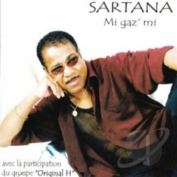 Sartana - Mi Gaz Mi CD Cover Art