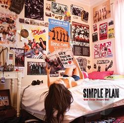 Simple Plan - Get Your Heart On! CD Cover Art