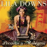Downs, Lila - Pecados Y Milagros DB Cover Art