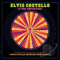 Costello, Elvis / Costello, Elvis & The Imposters - Return of the Spectacular Spinning Songbook CD Cover Art