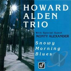 Alden, Howard - Snowy Morning Blues CD Cover Art