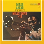 Davis, Miles - Miles Ahead CD Cover Art
