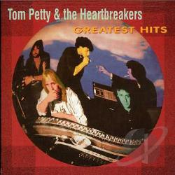 Petty, Tom / Petty, Tom & The Heartbreakers - Greatest Hits CD Cover Art