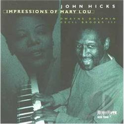 Hicks, John - Impressions of Mary Lou CD Cover Art