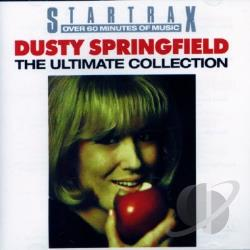 Springfield, Dusty - Ultimate Silver Collection CD Cover Art