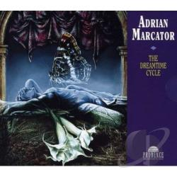 Marcator, Adrian - Dreamtime Cycle CD Cover Art