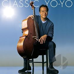 Ma, Yo-Yo - Classic Yo-Yo CD Cover Art