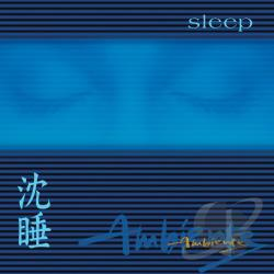Rhodes, Helen - Ambiente: Sleep CD Cover Art