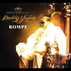 Daddy Yankee - Rompe CD Cover Art