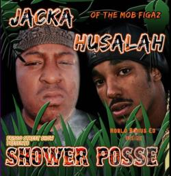 Jacka - Shower Posse CD Cover Art