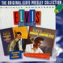 Presley, Elvis - Frankie & Johnny/Paradise CD Cover Art