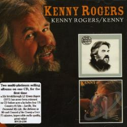 Rogers, Kenny - Kenny Rogers/Kenny CD Cover Art