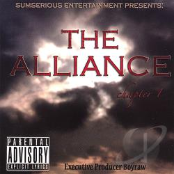 Sumserious Entertainment Presents - Alliance Chapter 1 CD Cover Art