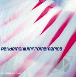 Buckethead - Pandemoniumfromamerica CD Cover Art