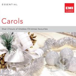 Essential Carols CD Cover Art