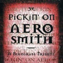 On, Pickin' - Pickin' on Aerosmith CD Cover Art