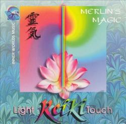 Merlin's Magic - Reiki: The Light Touch CD Cover Art