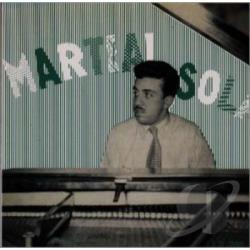 Solal, Martial - Martial Solal CD Cover Art
