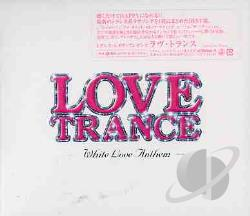 Trance Rave Presents Love Trance: Sweet CD Cover Art